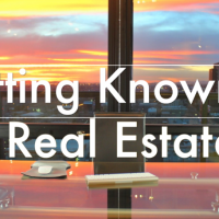 Getting Known in Real Estate