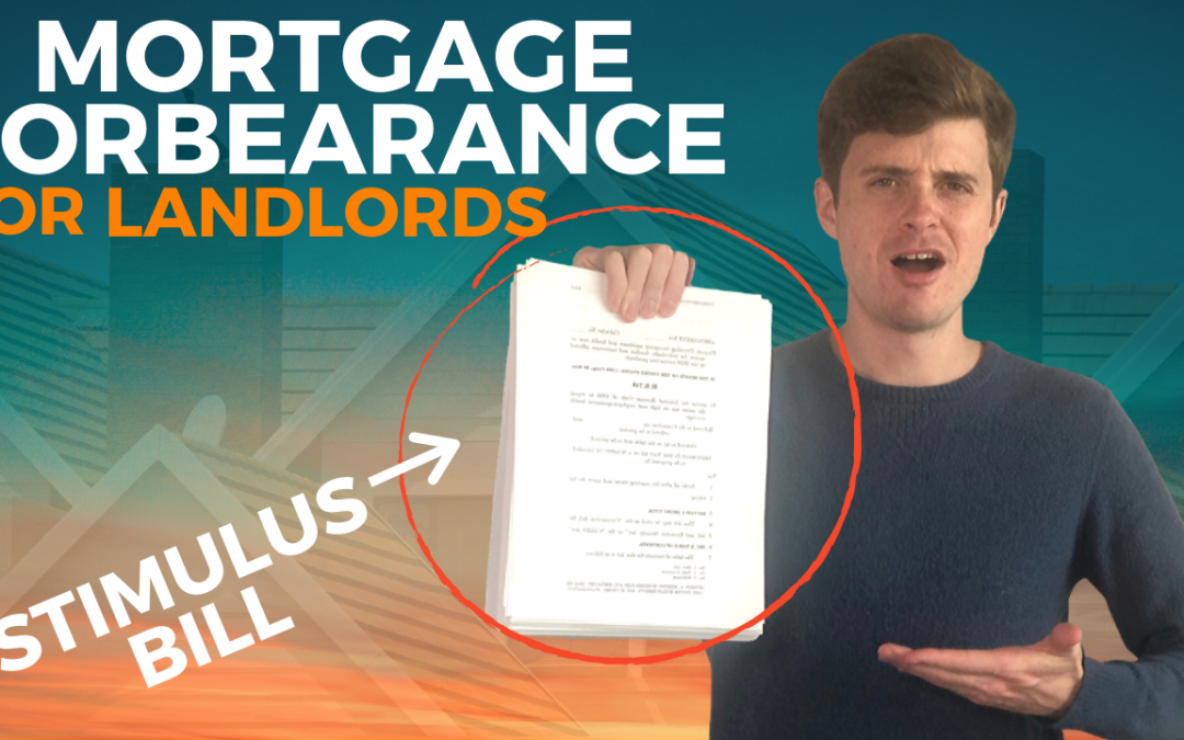 Landlords: Mortgage Forbearance Steps For Rentals and Caveats