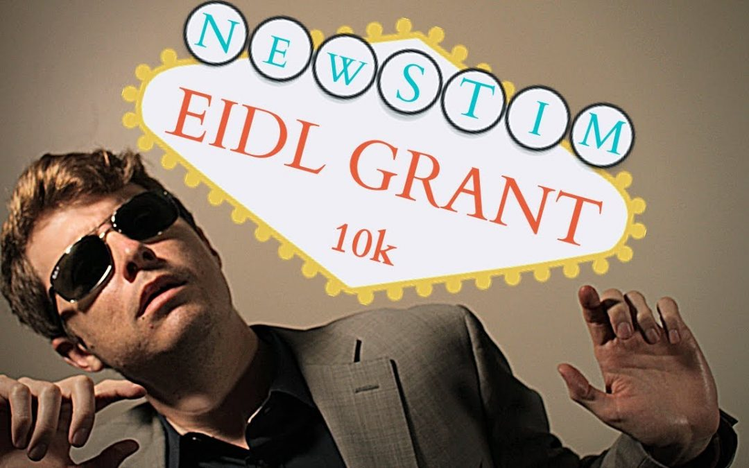 New EIDL Grant and PPP Funding: Improve Your Odds of Getting it! (Stimulus)